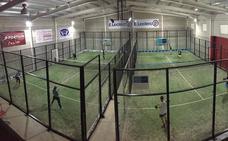 48 parejas participan en el torneo inauguración de 'About the padel'