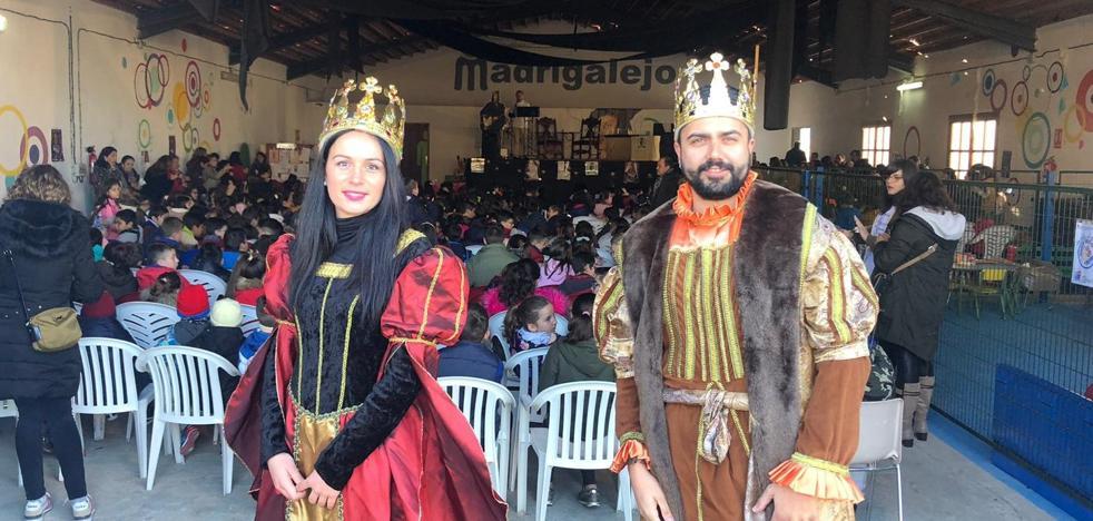 Más de 500 escolares, entre ellos de Trujillo, participan en la clausura del concurso 'El legado de Fernando el Católico'