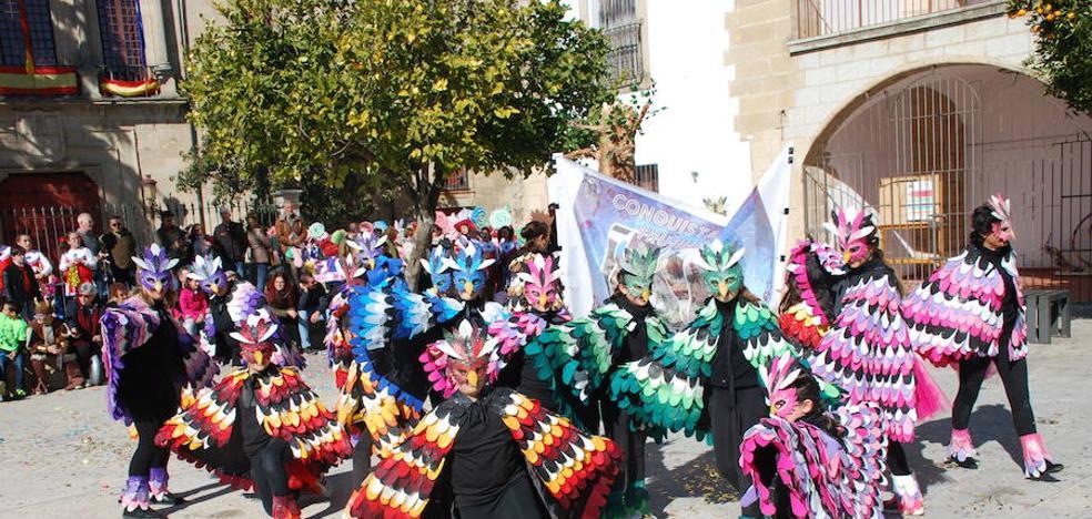 Publicadas las bases para el concurso de comparsas y carrozas de Carnaval