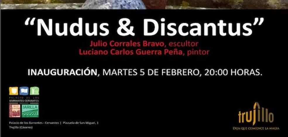 El Barrantes Cervantes acoge la exposición de Julio Corrales y Luciano Carlos Guerra