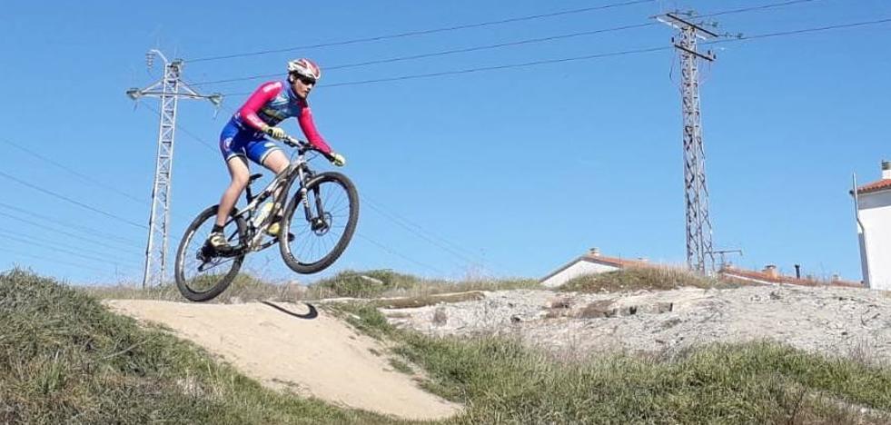 La ciudad acoge este domingo una prueba del Open Rally Extremadura con 200 corredores