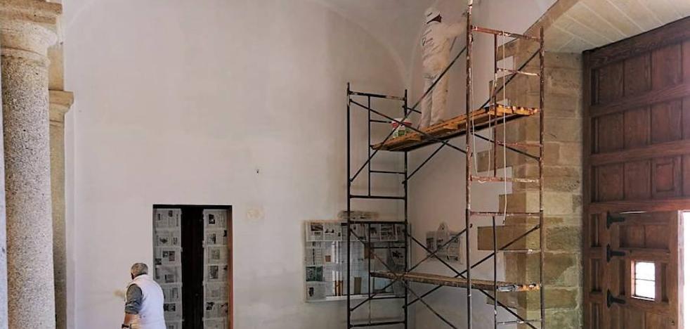 La Concejalía de Obras está llevando a cabo mejoras en instalaciones municipales