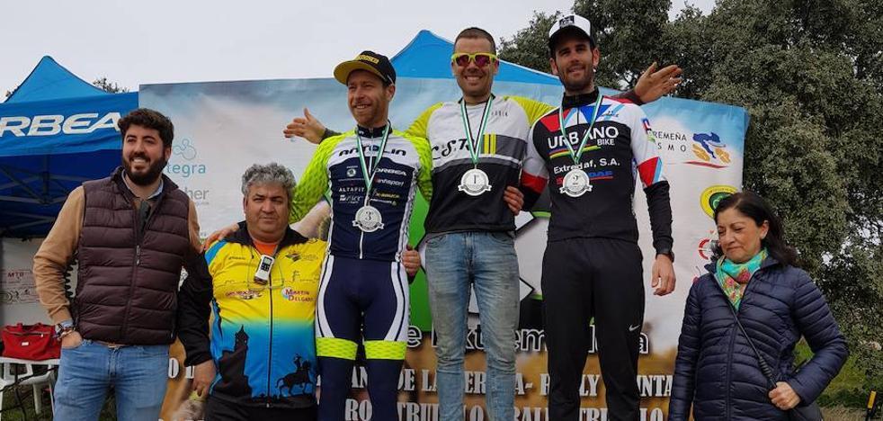 Satisfacción por la organización de la prueba del Open Rally celebrada en Trujillo