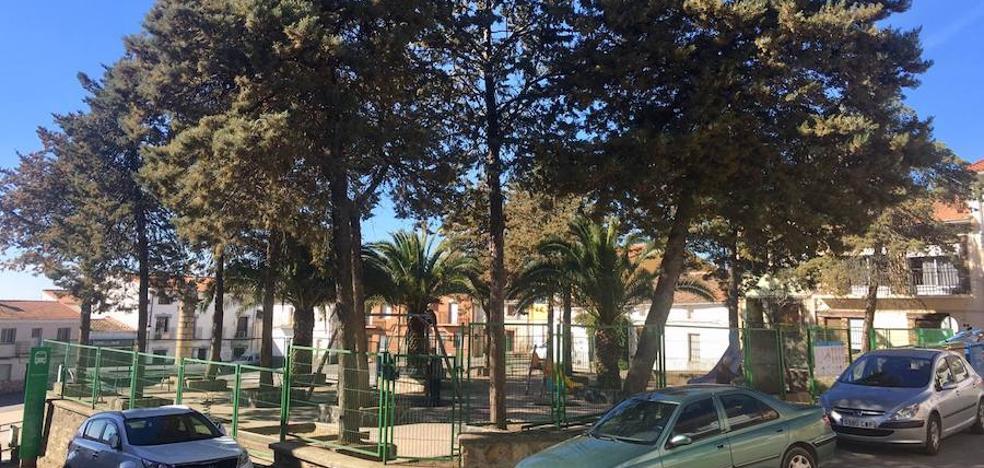 Proyectada una profunda remodelación de la Plaza de España de Deleitosa