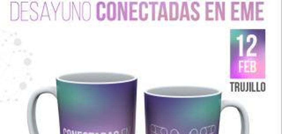 Desayuno de 'Conectadas en EME', con el título 'Branding. Construye tu marca: conquista a tus clientes'