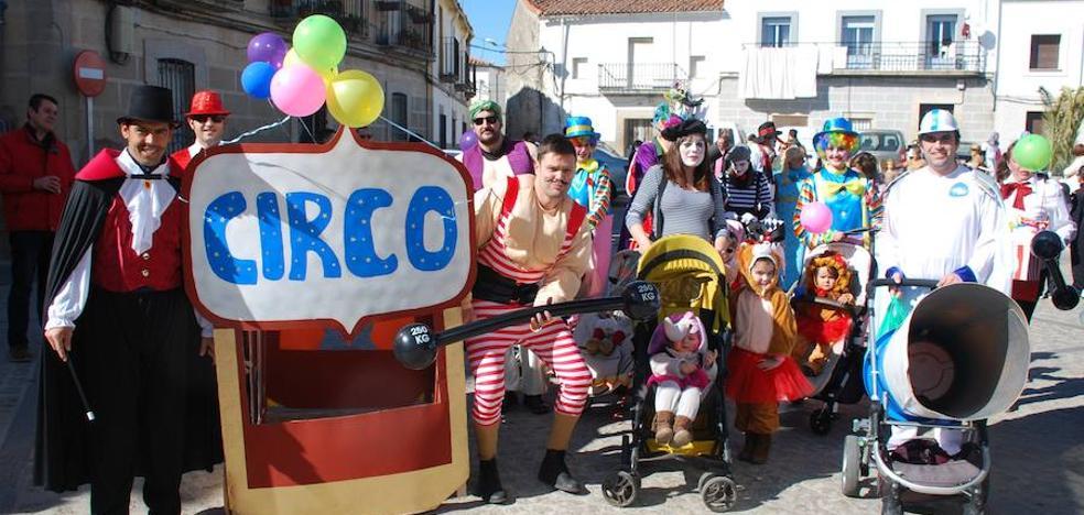 El Carnaval de Huertas de Ánimas comienza el 23 de febrero con una matanza didáctica