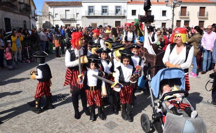 Desfile de Carnaval de Huertas de Ánimas