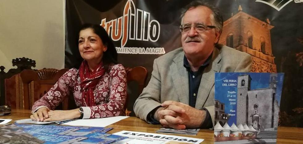 Manuel Pimentel será el pregonero de la Feria del Libro de Trujillo