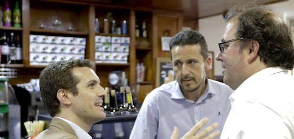 El PP designa a Alberto Casero cabeza de lista al Congreso por Cáceres