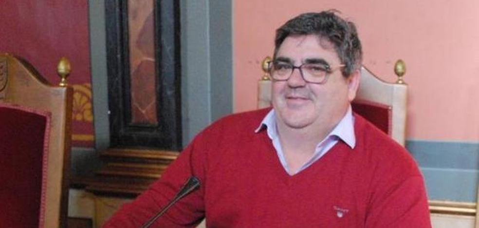 Joaquín Paredes busca avales para que 'Actúa' tenga presencia en Extremadura