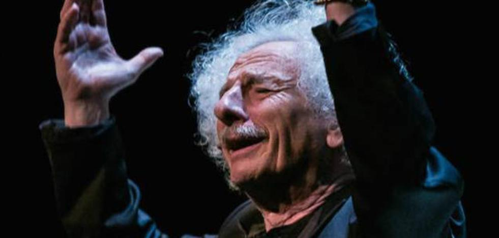 'El Brujo' estará en el teatro Gabriel y Galán el 4 de abril