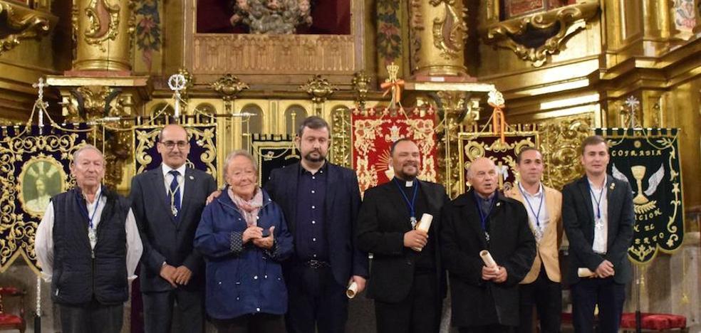 El alcalde aboga por la unión y el trabajo en grupo en el pregón de Semana Santa
