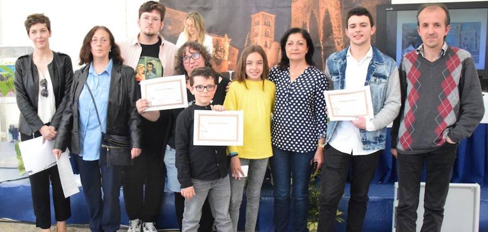 La Feria del Libro cierra con la entrega de los premios del certamen de microrrelatos
