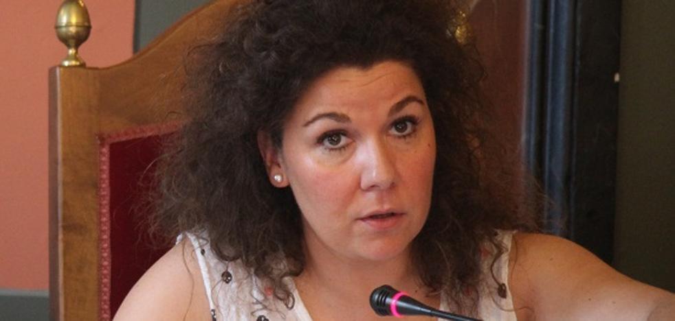 Inés Rubio, candidata a la Alcaldía de Trujillo por el Partido Popular
