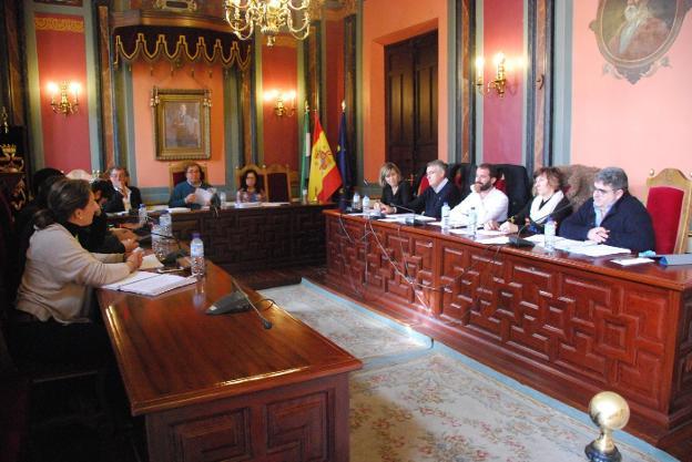 El Ayuntamiento celebrará Pleno este martes y se hablará, entre otros puntos, de gasto