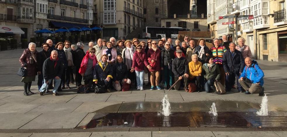 Un viaje para mayores por el País Vasco, organizado por la Concejalía de Asuntos Sociales