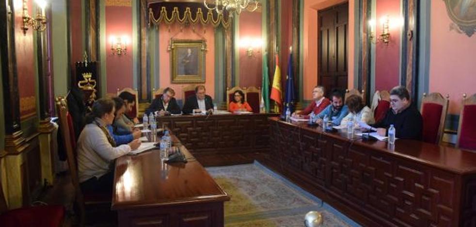 El Pleno despacha en media hora diversos asuntos económicos