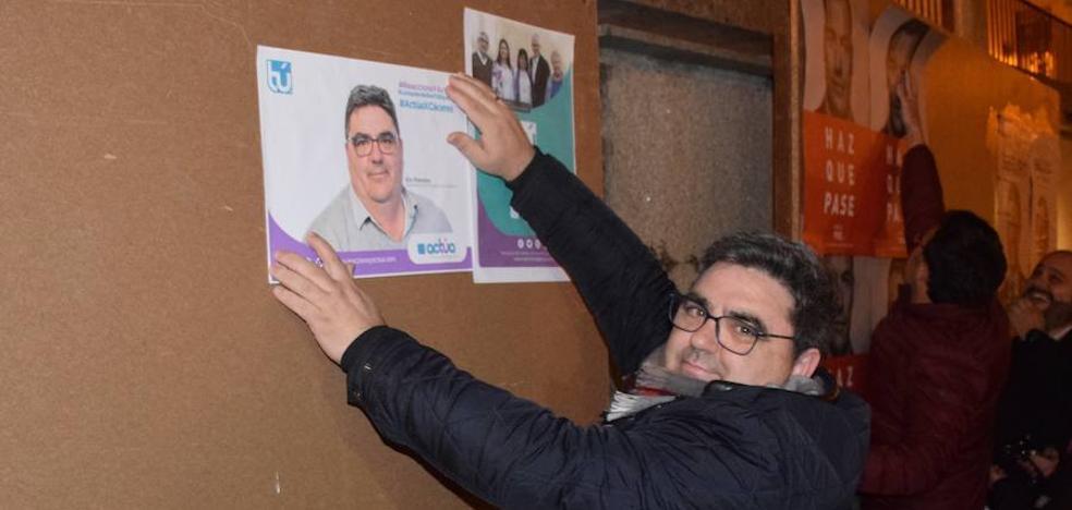 Gaspar Llamazares, líder de ACTÚA, estará en Trujillo el 17 de abril