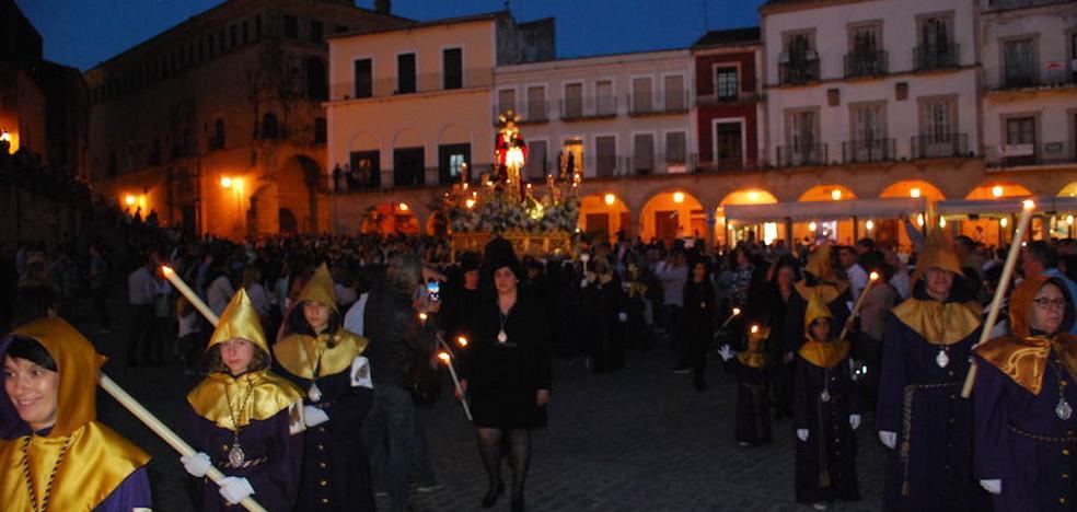 La procesión del Encuentro y dos traslados tendrán lugar el Miércoles Santo