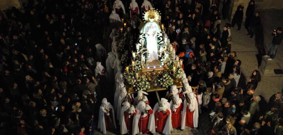 La procesión magna de los Pasos contará con cinco imágenes, alguna de ellas centenaria