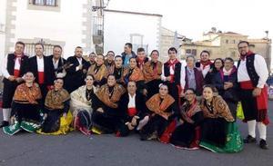 El festival folclórico Chíviri será esta tarde con el grupo 'El Despertar' de Cedillo