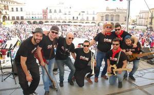 La orquesta Pizarro, un año más, amenizará El Chíviri, con los temas tradicionales