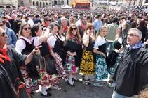 El Chíviri congrega a 12.000 personas