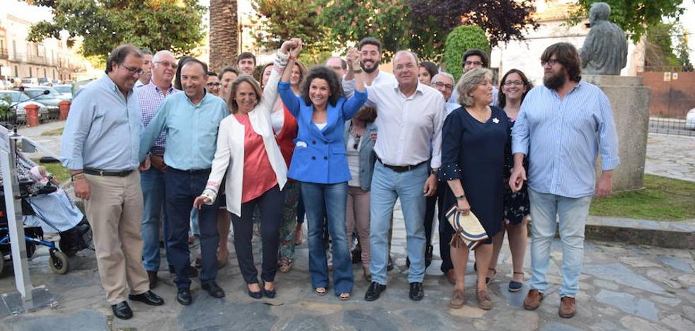 El PP presenta su candidatura a la Alcaldía con un proyecto «renovado» y con «grandes retos»