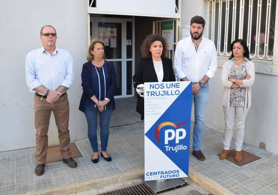 El PP anuncia ayudas a la natalidad, un plan de tráfico y revisión a la baja de impuestos