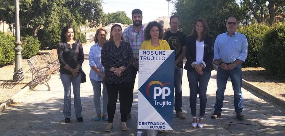 El PP presenta sus propuestas para los diferentes núcleos de población