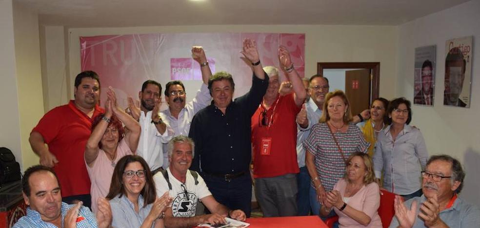 El PSOE gana las elecciones con mayoría absoluta con siete concejales