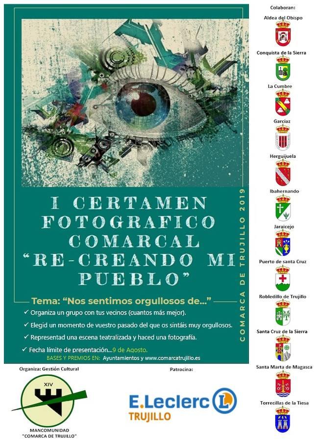 El certamen fotográfico 'Re-creando mi pueblo' pretende destacar la memoria cultural, patrimonial y etnográfica