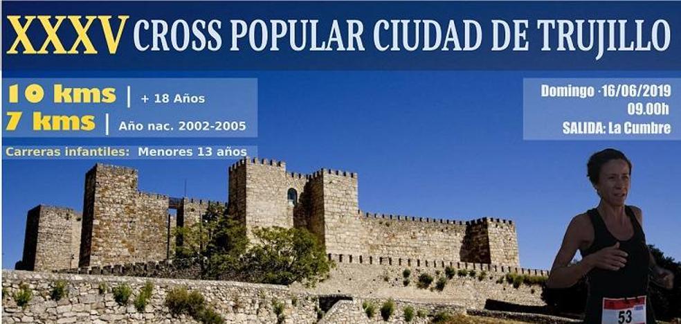 El XXXV Cross Popular 'Ciudad de Trujillo' tendrá lugar el 16 de junio