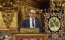 Javier Torres, reelegido dirigente de la Junta de Cofradías