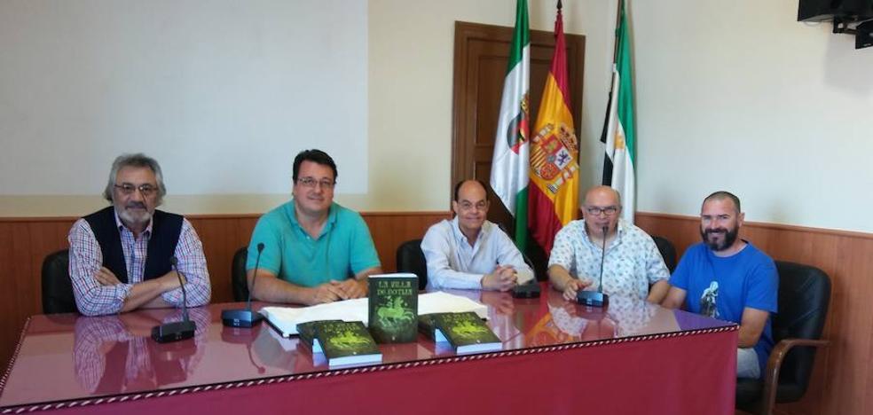 Presentan un libro sobre la historia y el patrimonio de Botija
