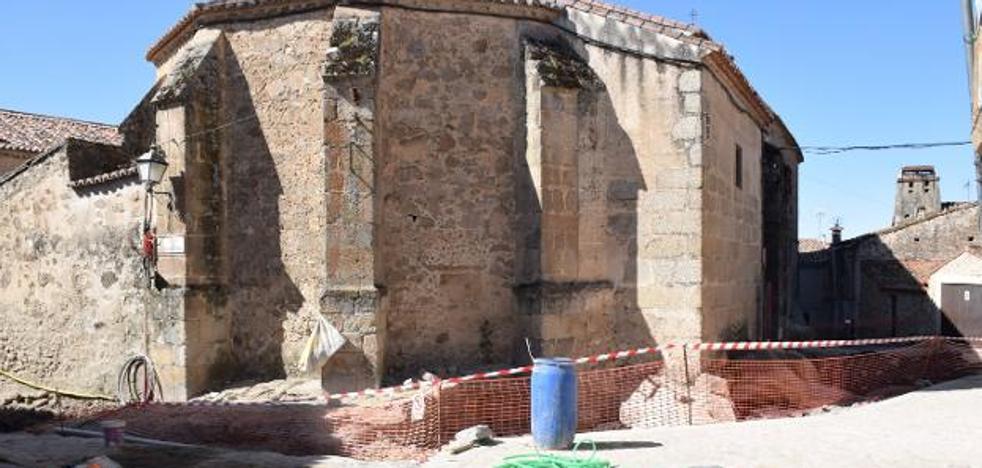 Una necrópolis hallada a medias en Trujillo