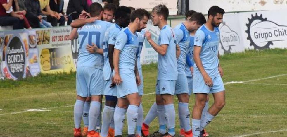 El Trujillo cuenta con quince fichas para jugar este domingo el primer partido de la fase pevia de la Copa del Rey