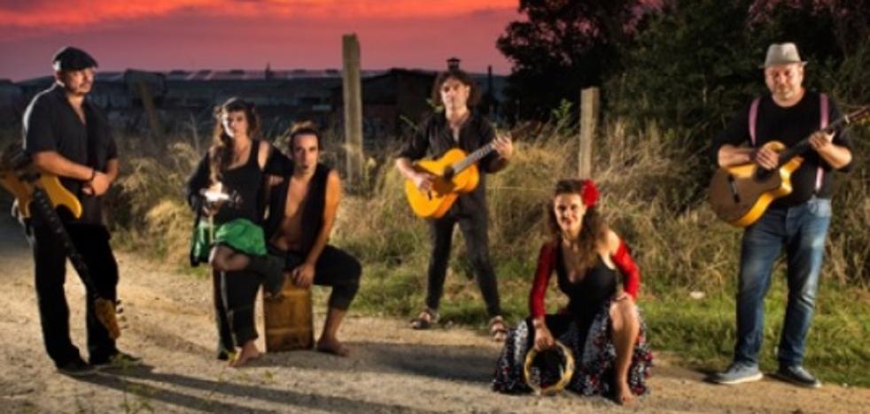 Estivalia llegará a Trujillo el 15 de agosto, con la actuación del grupo 'Tirando Sillas'