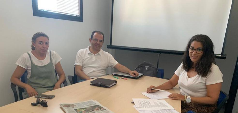 La Asociación de Empresarios propone crear un 'paseo activo' en las calles Encarnación y Merced