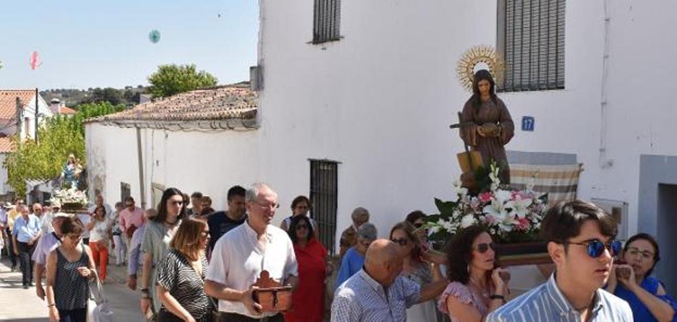 Las fiestas de Huertas de la Magdalena dan paso a las de la Villa y Belén