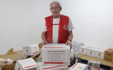 Cándido Fernández, nuevo presidente de Cruz Roja Trujillo