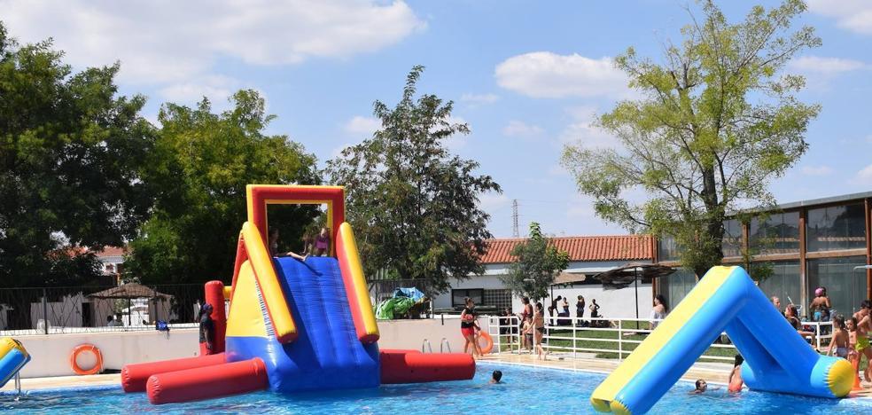 La piscina municipal de Trujillo tiene pérdidas de agua de 250 metros cúbicos diarios