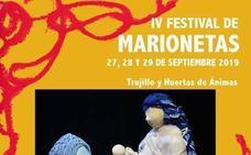 El IV Festival Internacional de Marionetas tendrá lugar del 27 al 29 de septiembre