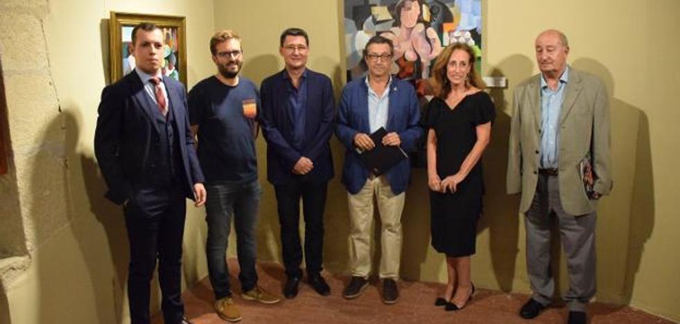 El palacio de los Barrantes Cervantes retoma su actividad cultural para estos meses