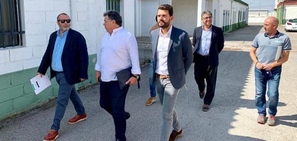 José Antonio Redondo quiere hacer mejoras en el Mercado Regional de Ganados