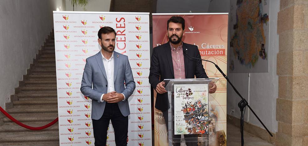El programa 'Cultura Crea Turismo' llenará de actividades la ciudad los días 19 y 20 de octubre