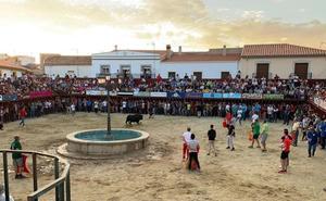Huertas de Ánimas echa el cierre a sus fiestas con una gran participación de público