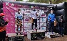 El trujillano Javier Canelada, primero en la Media Maratón de Puebla de la Calzada