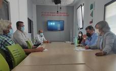 Un proyecto piloto pretende ahorrar tiempo y kiómetros en la línea de autobús entre Albalá y Trujillo