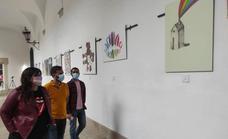 El conventual de San Francisco acoge la exposición 'Diversidart'